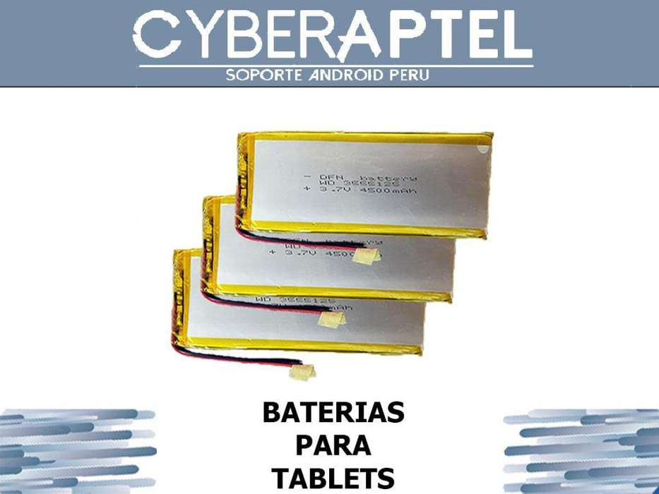 BATERIAS PARA TABLETS