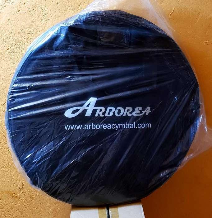 Estuche para <strong>platillos</strong> Arbórea
