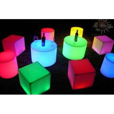 ... ... -Leds livings alquiler mobiliario iluminado ROSARIO 155823067--