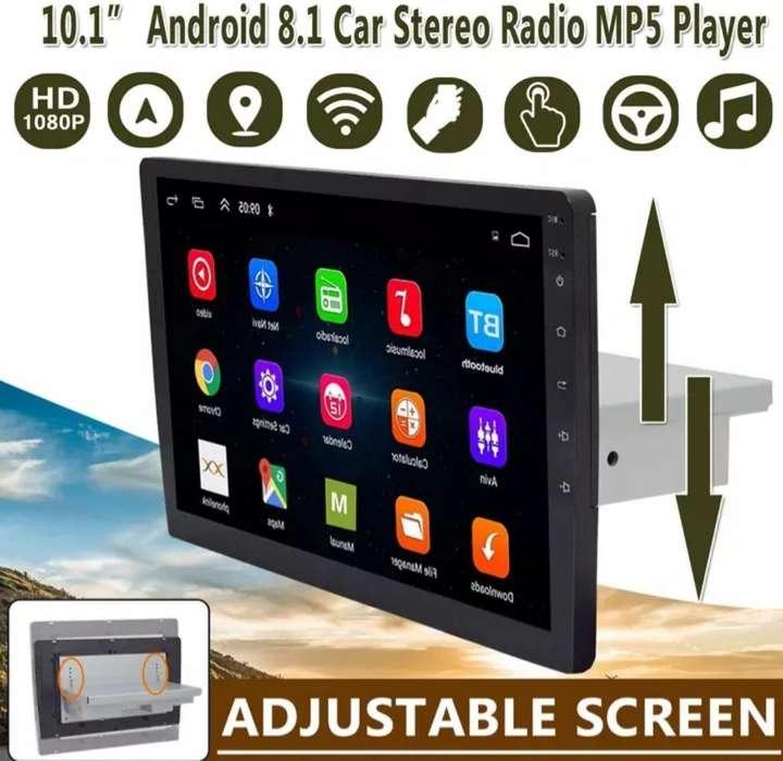 Radio Android 8.1 Pantalla Táctil, Bluet