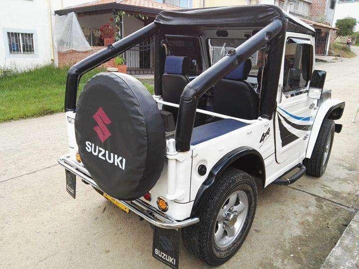 Suzuki LJ 1981 - 14000 km