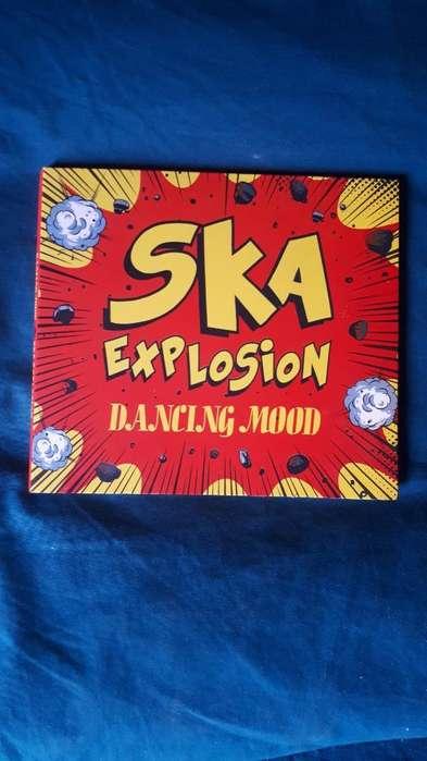 Dancing Mood Cd Explosión