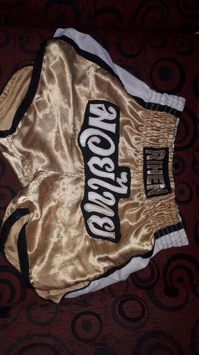Short de Kick Boxing