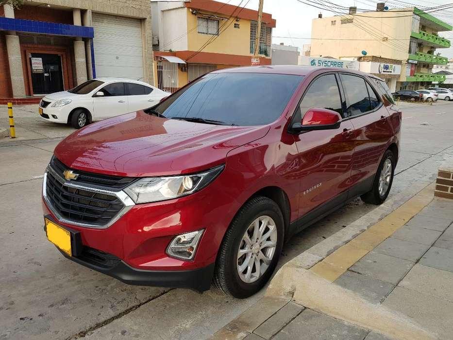 Chevrolet Equinox 2018 - 18000 km