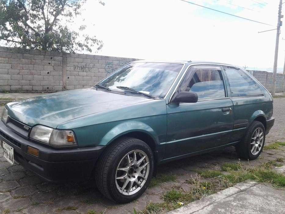 Mazda 323 1996 - 250000 km