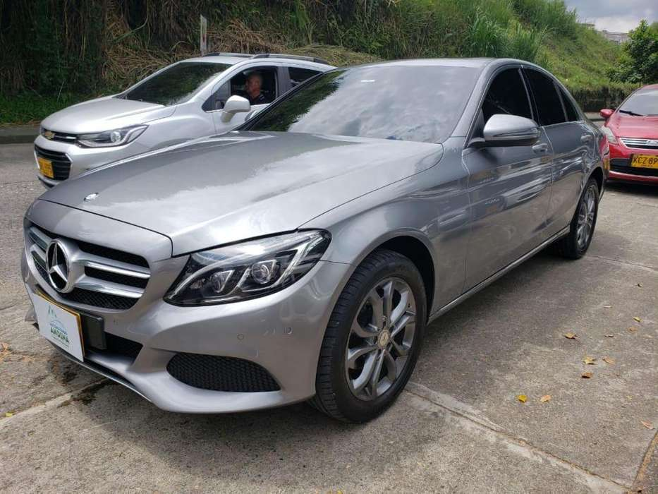 <strong>mercedes</strong>-Benz Clase C 2016 - 30600 km