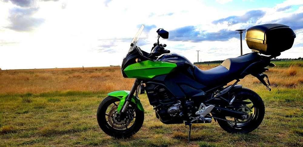 <strong>kawasaki</strong> Versys 1000 Abs 2013.- 25.000 Km Titular - VTV - Excelente