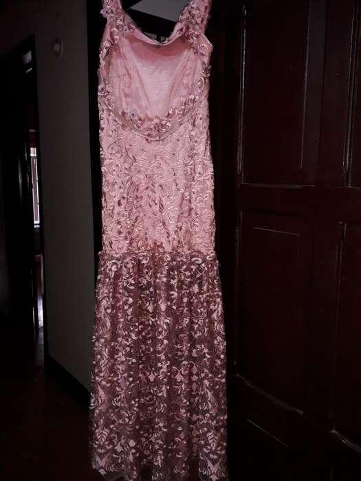 Se Vende Elegante Vestido para Fiesta
