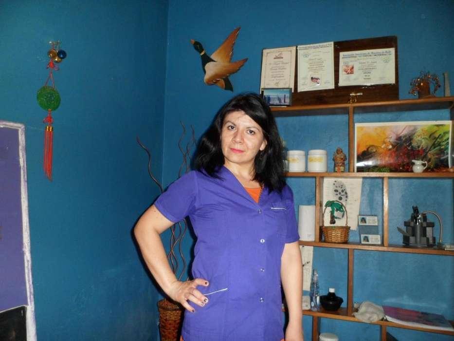 masajista certificada en Quilmes.