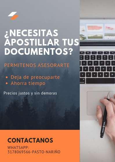 ¿Necesitas apostillar tus documentos? obtén asesoría rápida y eficaz