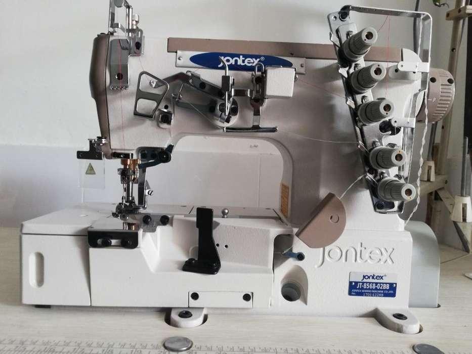 Maquina Coser Collarin Jontex