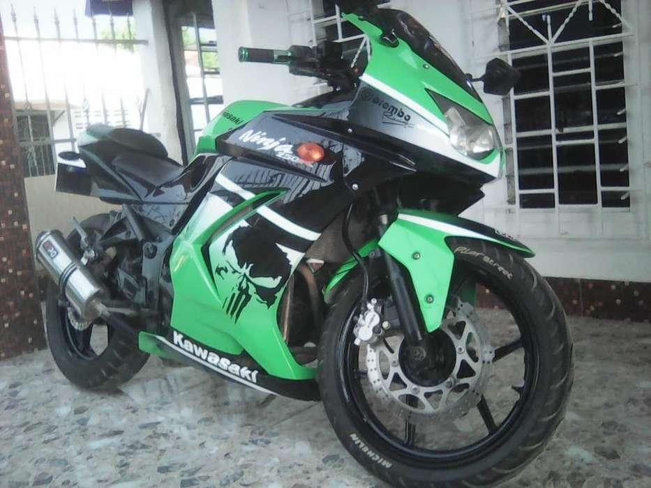 Kawasaki (NINJA-250)