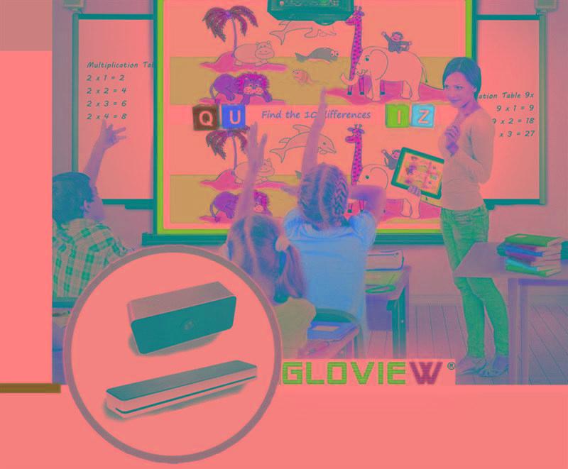 Pizarra Digital Interactiva Portátil para reuniones y clases