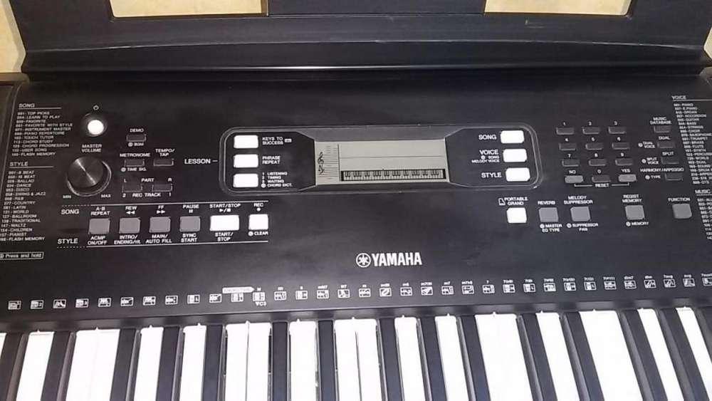 PIANO YAMAHA PRS 363 PERFECTO ESTADO, ENTREGA A DOMICILIO