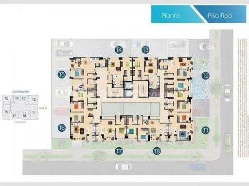 VENTA DE <strong>apartamento</strong> EN Jardin COMUNA NO. 4 SANTA MARTA 90-7121