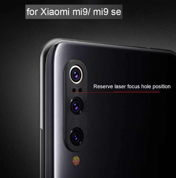 Protector De Camara Trasera Metálico Parael Celular Xiaomi Mi9 Y Mi9se CC Monterrey local sotano 5