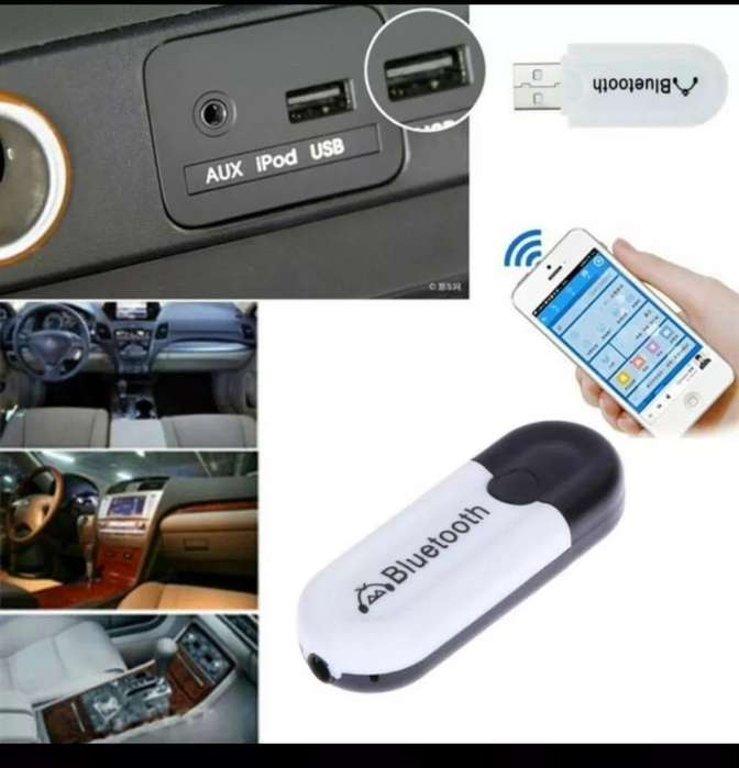 Usb bluetooth audio receiver.