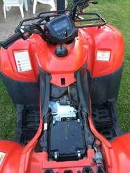 Honda Rancher 420 TRX Parrillero