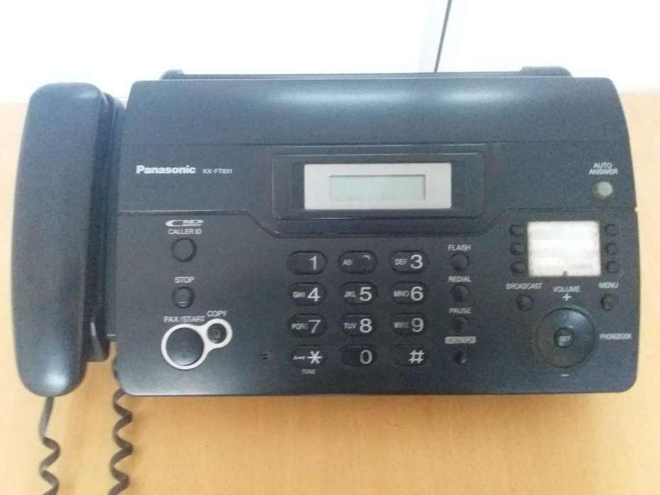 <strong>fax</strong> Panasonic Todo Ok