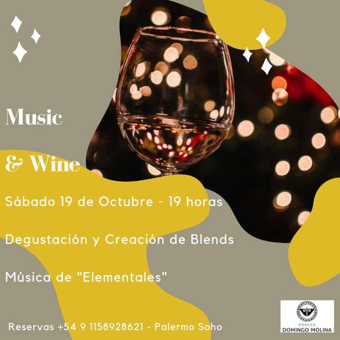 Wine & Music