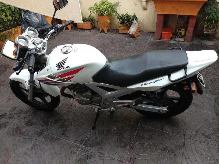 Honda Twster 250 Cc