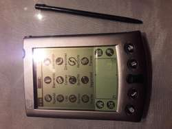 PALM V personal digital assistant