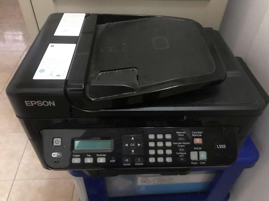 Impresora Multifuncional L555