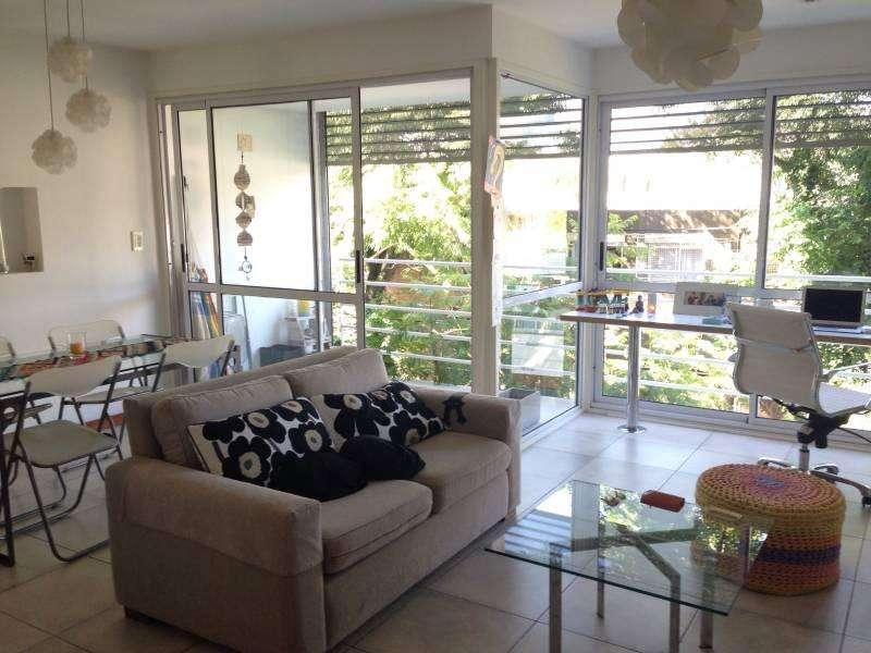 Alquiler de Departamento 2 ambientes con cochera y terraza propia en San Isidro