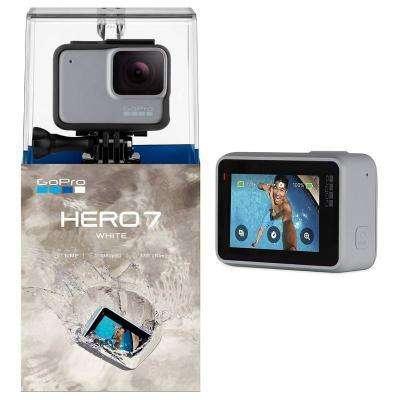 Cámara GOPRO Hero 7 White MicroSD 32 GB NUEVA