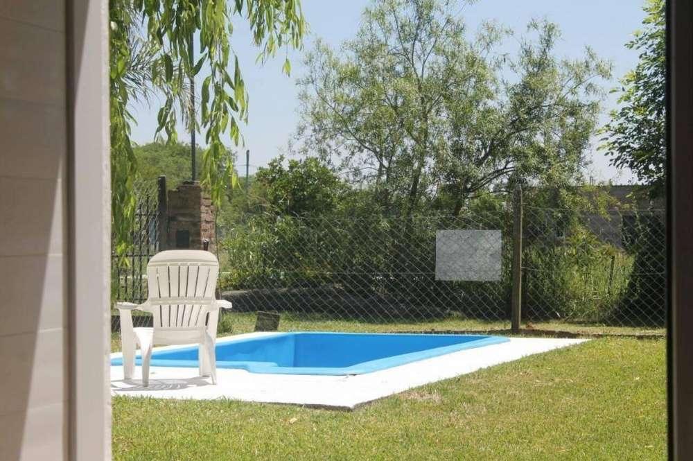 ta09 - Cabaña para 2 a 8 personas con pileta y cochera en Desvio Arijon