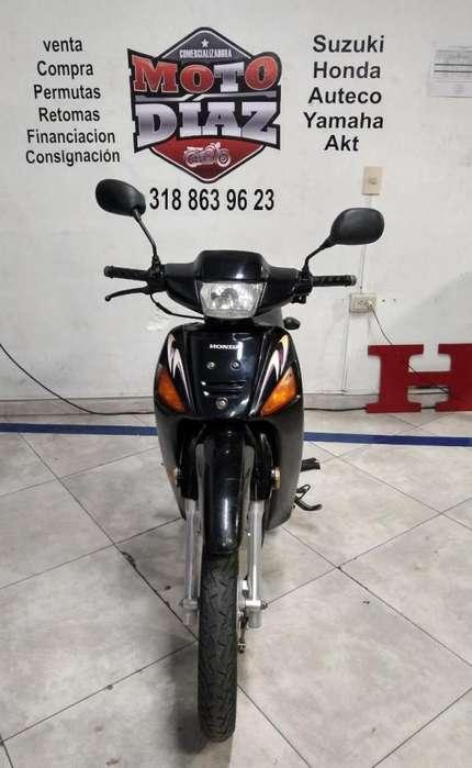 HONDA C100 MODELO 2008