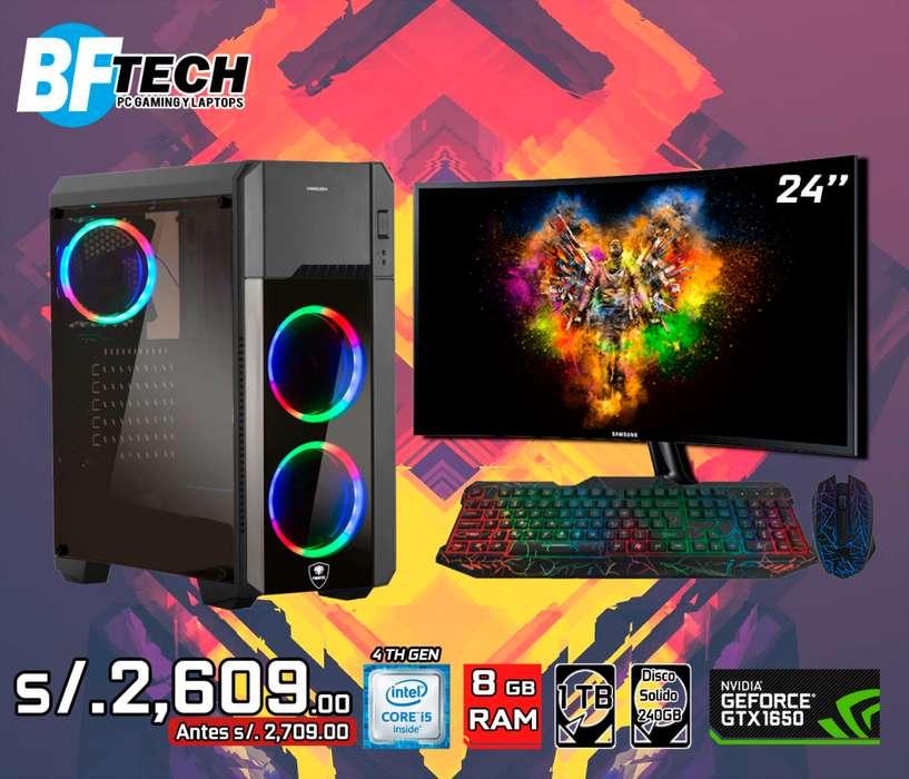 PC GAMING INTEL CORE I5 4TH GEN 9