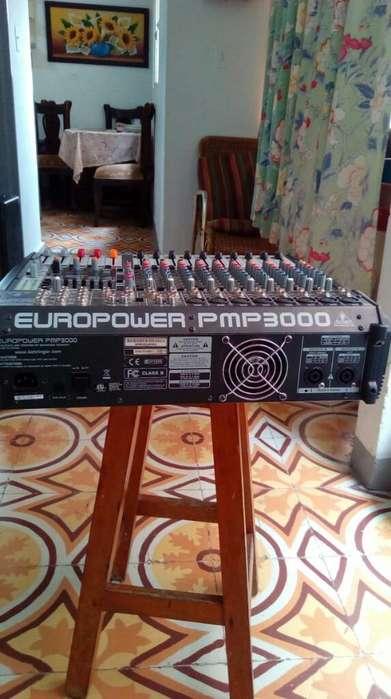 Vendo Mixer Europower Beringyer 3000