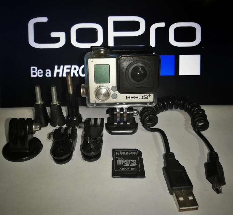 Gopro Hero 3 Black Plus
