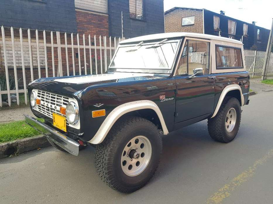 <strong>ford</strong> Bronco 1970 - 1052 km