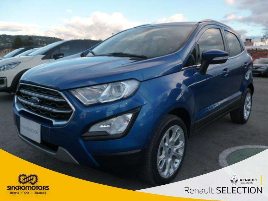 <strong>ford</strong> Ecosport 2018 - 32761 km