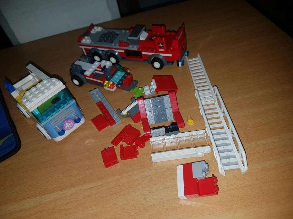 Fichas Lego Originales