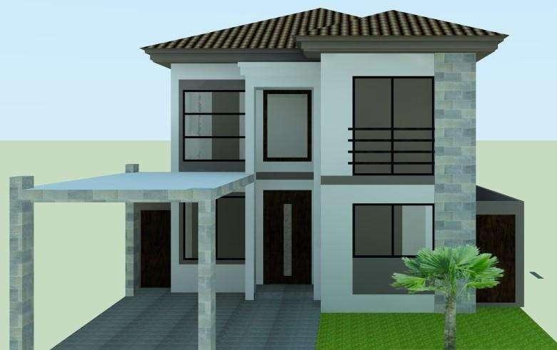 Venta de casa a estrenar en Urbanización La Marina - <strong>ciudad</strong> Celeste, Via Samborondon