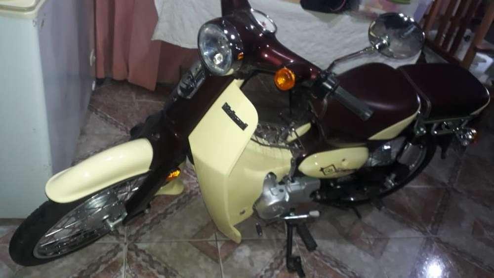 Vendo Motomel Vintage 125