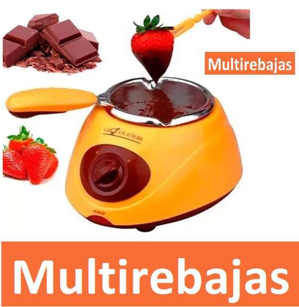 Olla <strong>chocolatera</strong> Con Accesorios