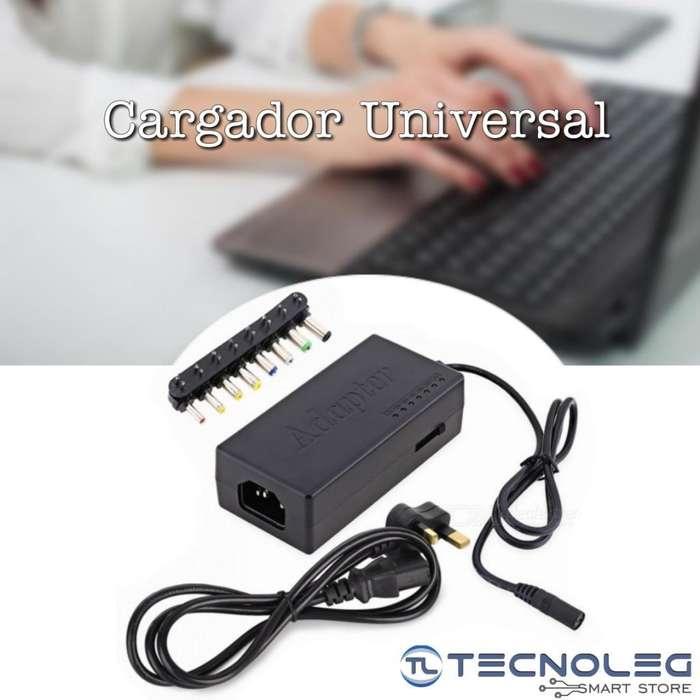 Cargador Universal Notebook Y Netbook