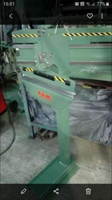 Plegadora Manual de 500mm