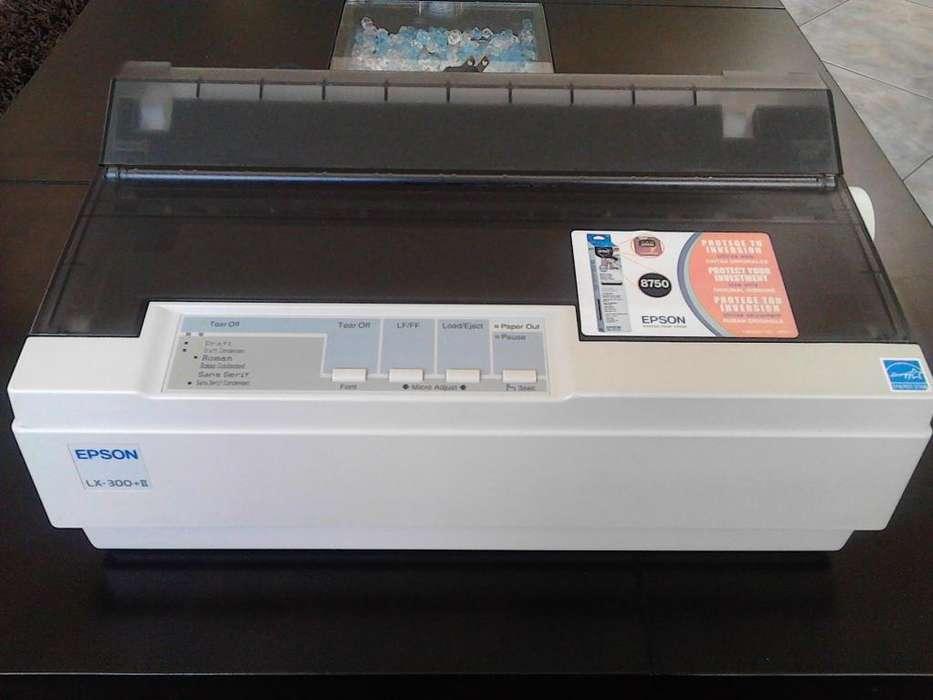 Impresora Epson LX300II