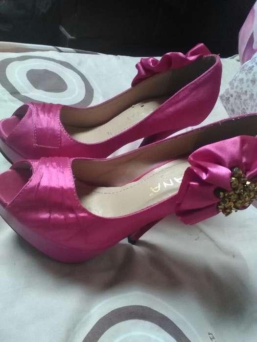 Zapatos Talla 5