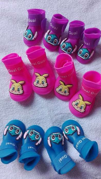 Zapatos para La Lluvia para Perritos