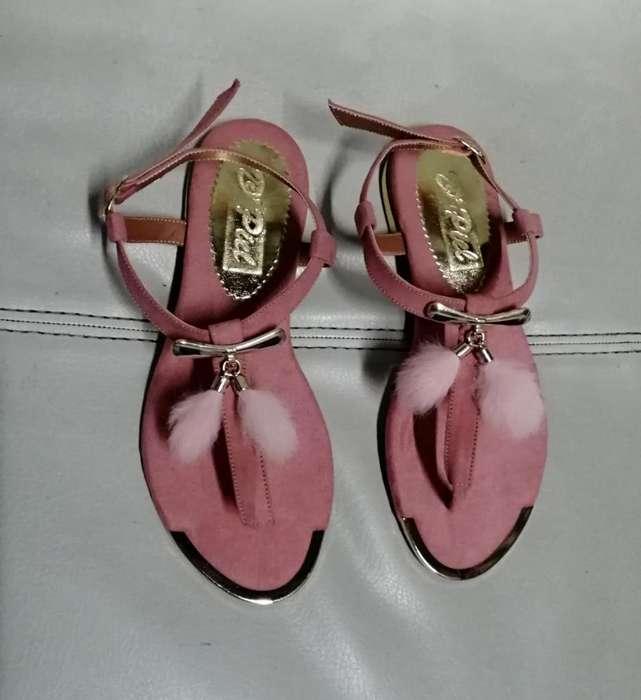 Sandalias Hermosas para Dama Nuevas