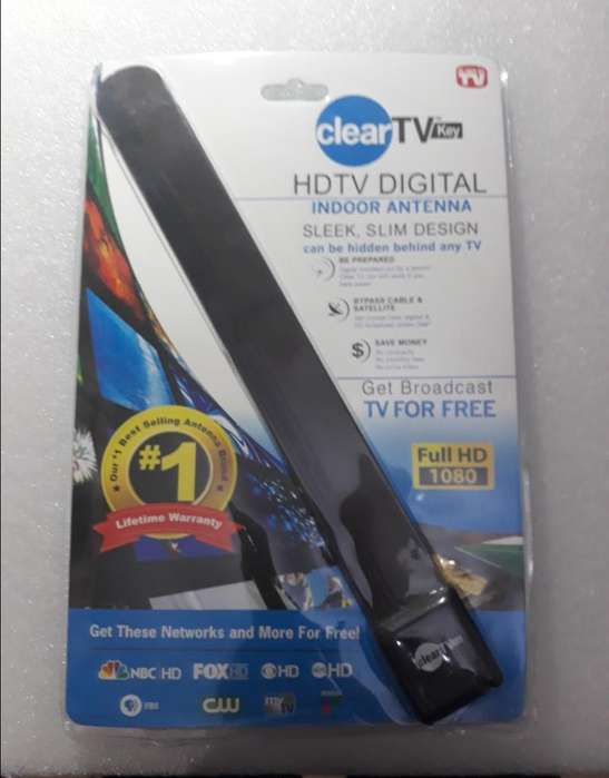 Antena Digital Hd