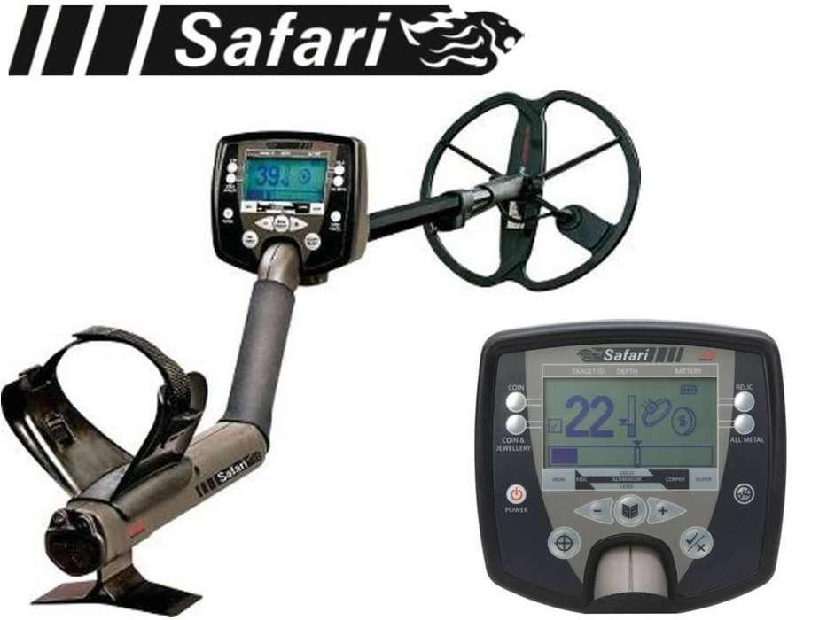 Detectores Metales SAFARI