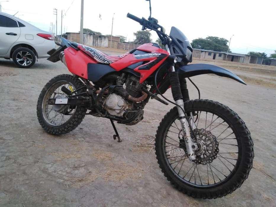 Vendo Moto Chemoto Motor 250