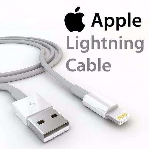 CABLE USB LIGHTNING ORIGINAL APPLE IPHONE 5,6,7,8,9, AL X